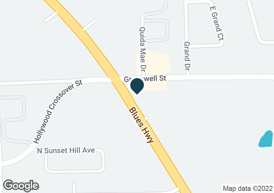Google Map of5955 AIRLINE HWY