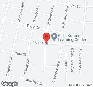 603 E Canal Street