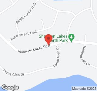 3135 Shannon Lakes Drive
