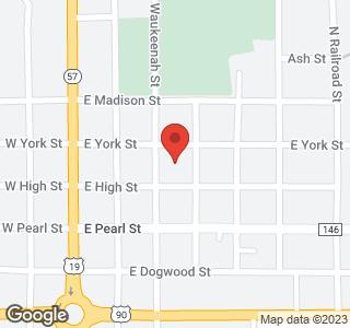 320 E High Street