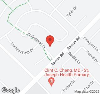 3931 Springmist Drive