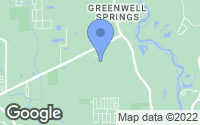 Map of Greenwell Springs, LA