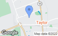 Map of Taylor, TX