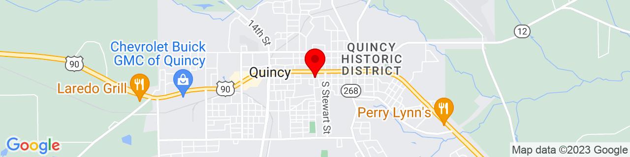 Google Map of 30.5871392, -84.5832453