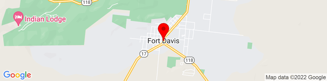 Google Map of 30.5882111, -103.8946253
