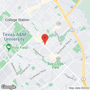 Map of Sprint at 1927 Texas Ave S, College Station, TX 77840
