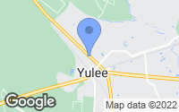 Map of Yulee, FL
