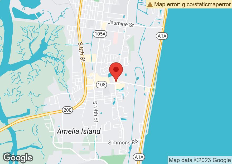 Google Map of 2101 SADLER RD