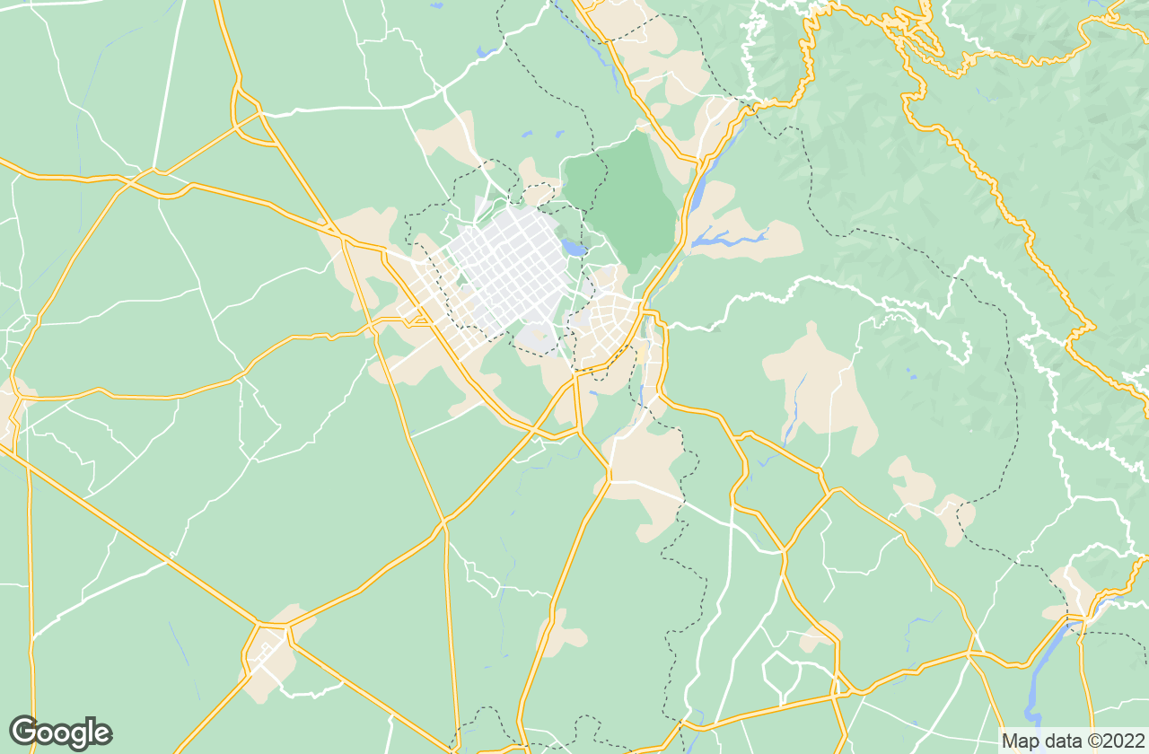 Google Map of Zirakpur