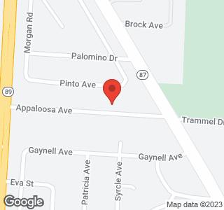 6460 Appaloosa Ave