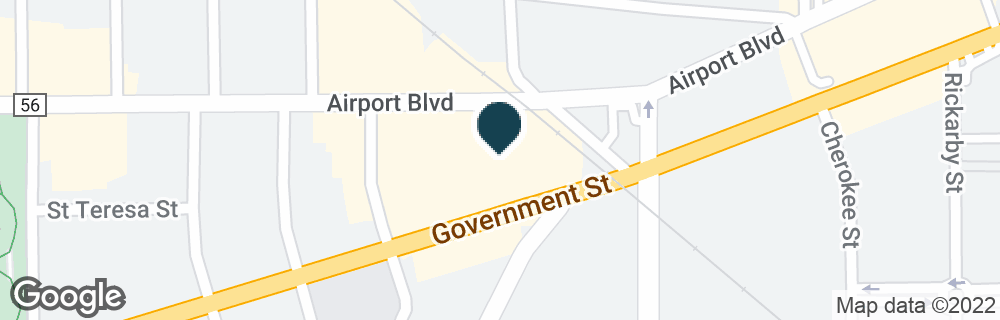 Google Map of2050 GOVERNMENT ST