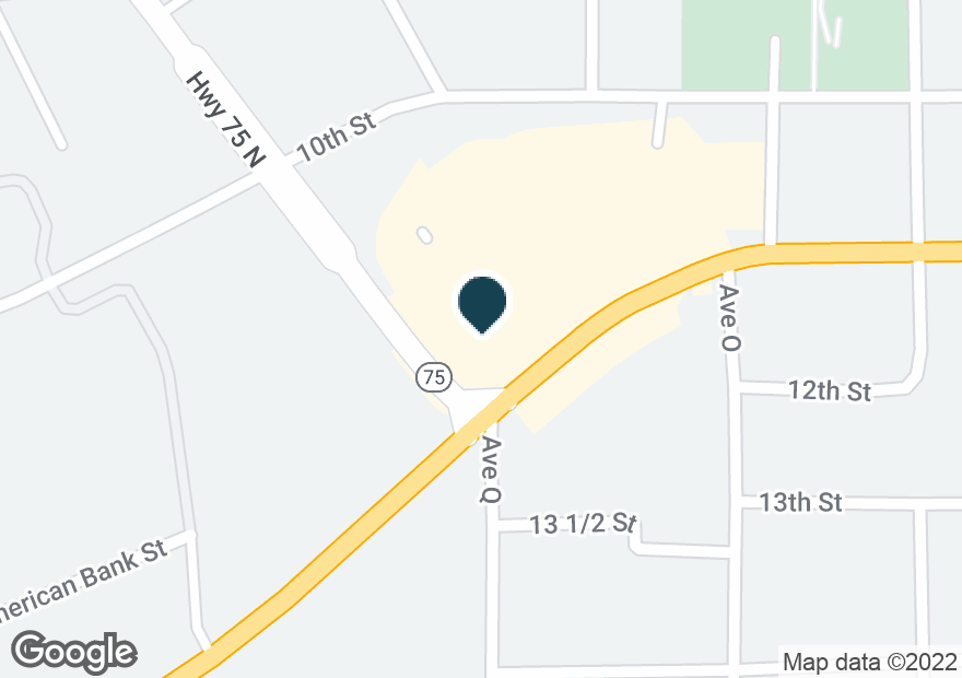 Google Map of1570 11TH ST