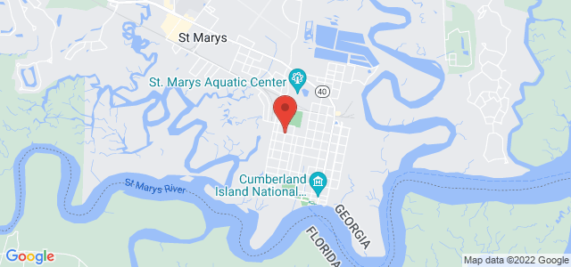St Marys Florist And Gifts Map