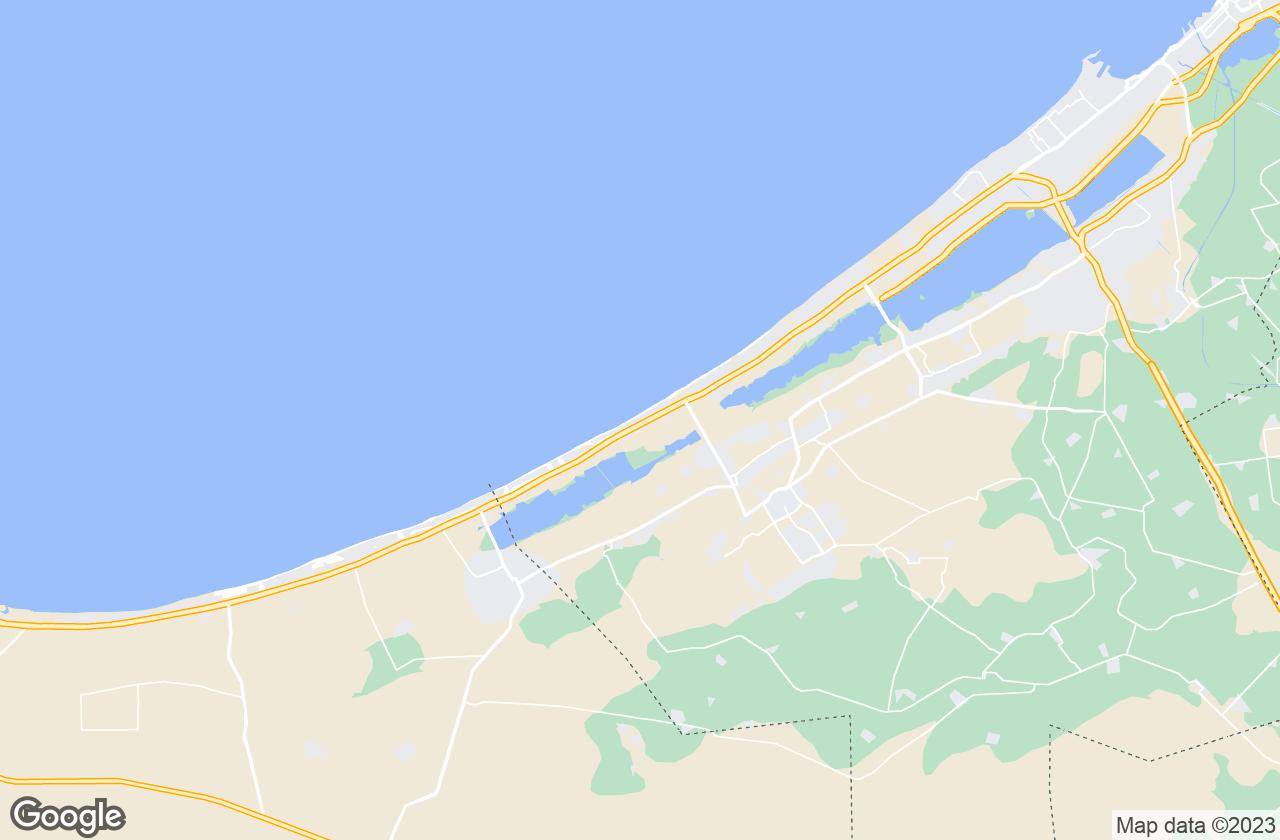 Google Map of Borg el Arab