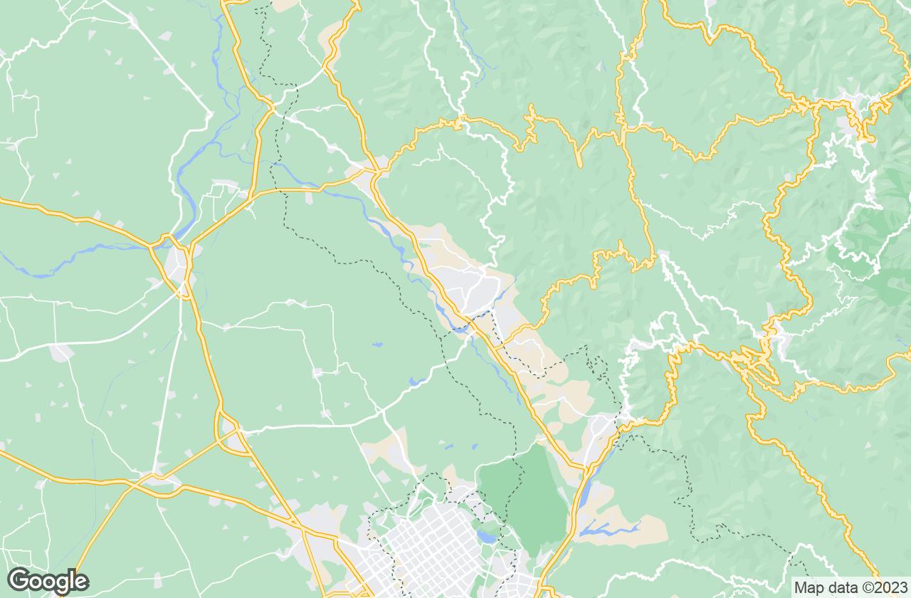 Google Map of بدي