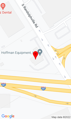 Google Map of Hoffman Equipment 300 South Randolphville Road, Piscataway, NJ, 08854