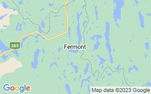 Map of Association Loisir Plein Air De Fermont