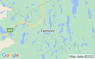 Map of Association Loisir Plein Air De Fermont