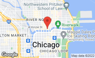 Map of 300 North State Street #5033 CHICAGO, IL 60654
