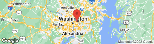 Map of 3006 ADAMS STREET NE WASHINGTON, DC 20018
