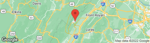 Map of 301 SYCAMORE ROAD MOUNT JACKSON, VA 22842