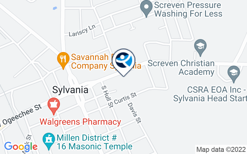 Ogeechee Behavioral Health - Sylvania Location and Directions
