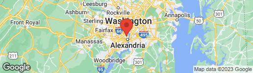 Map of 3030 MANNING STREET ALEXANDRIA, VA 22305