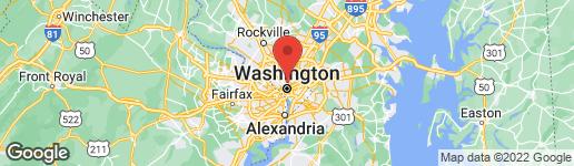 Map of 3039 16TH STREET NW #301 WASHINGTON, DC 20009