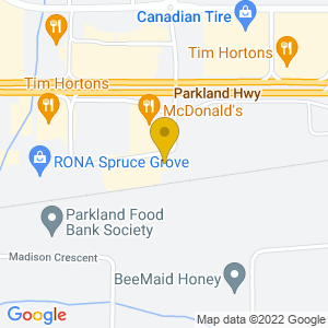 Map to At The Trax Public House provided by Google