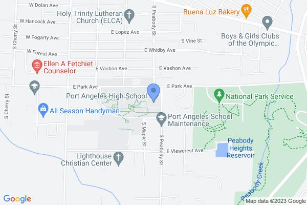 304 E Park Ave, Port Angeles, WA 98362, USA