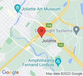 Google Map of 305+Rue+Cure+Majeau%2CJoliette%2CQuebec+J6E+8S9
