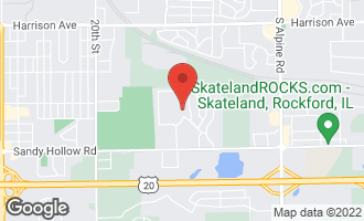 Map of 3050 Jacqueline Drive #11 ROCKFORD, IL 61109