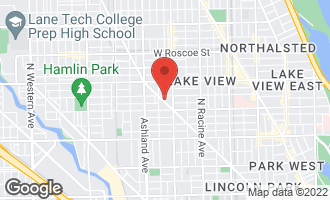 Map of 3051 North Lincoln Avenue CHICAGO, IL 60657