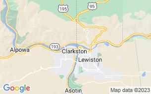 Map of Premier RV Resort - Clarkston
