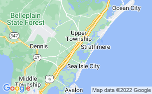 Map of Echo Farms RV Resort