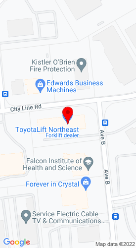 Google Map of Clarklift  Services, Inc. 3075 Avenue B, Bethlehem, PA, 18017