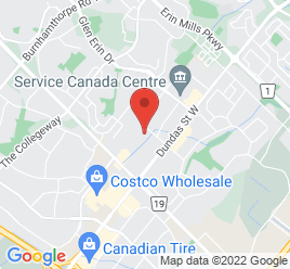 Google Map of 3090+Woodchester+Drive%2C+Unit+%23+6%2CMississauga%2COntario+L5L+1W9