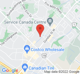 Google Map of 3090+Woodchester+Drive%2CMississauga%2COntario+L5L+1W9