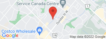 Google Map of 3090+Woodchester+Drive+Unit+7%2CMississauga%2COntario+L5L+1W9