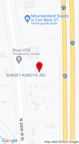 Google Map of Pacific Tri-Star Inc. 3092 North 2000 West, Farr West, UT, 84404