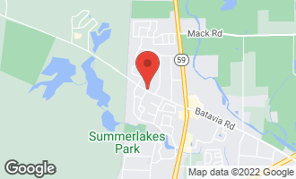 Map of 30w151 Arlington Court WARRENVILLE, IL 60555