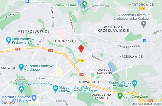 Wyświetl JOANNA Serafin-Możdżeń,VANILLA ART na mapie