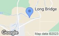 Map of Cottonport, LA