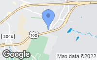 Map of Copperas Cove, TX