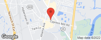 Map of 3421 Cypress Mill Rd in Brunswick
