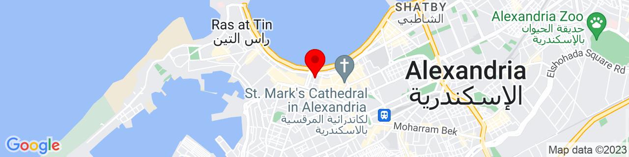 Google Map of 31.1990035, 29.8943785