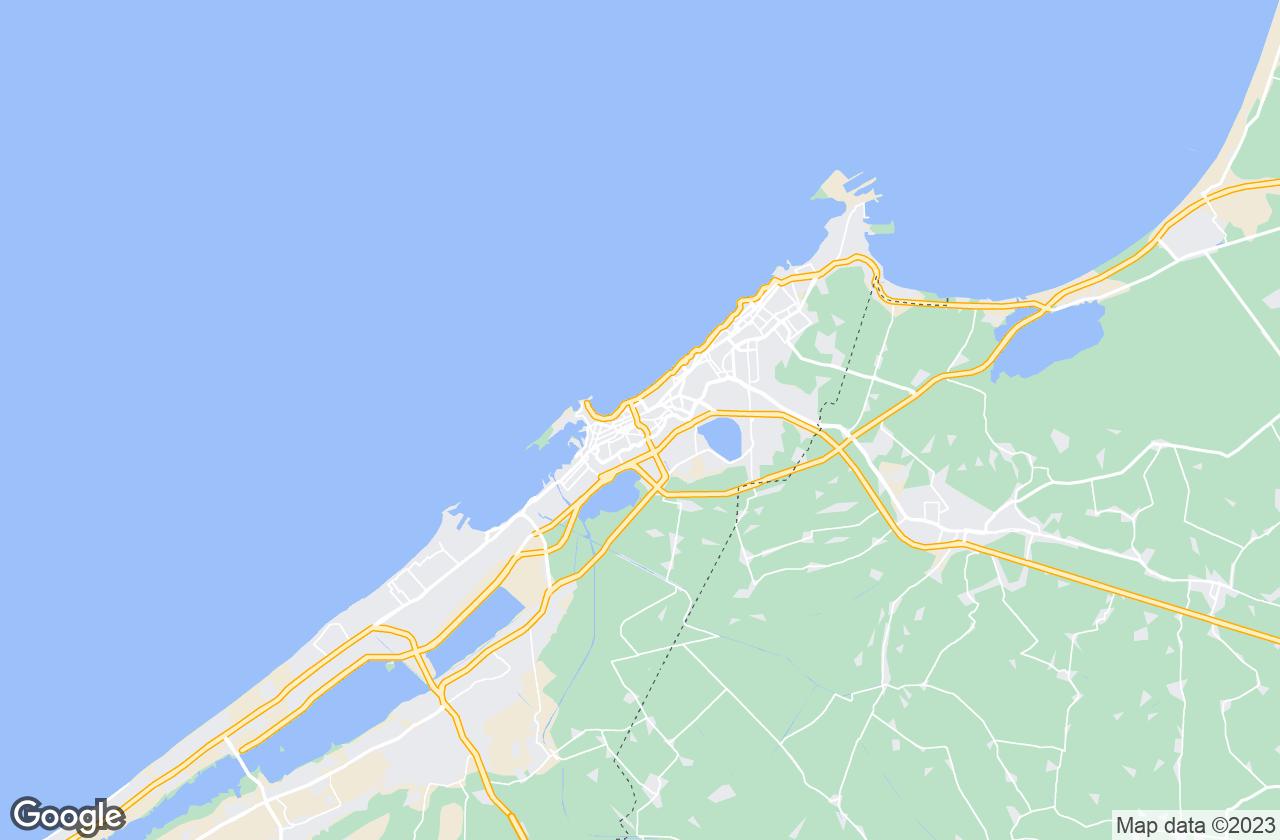 Google Map of الإسكندرية
