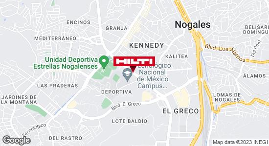 Obtener indicaciones para Ocurre Paqex Nogales