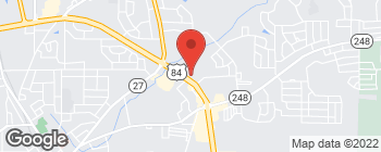 Map of 804 Boll Weevil Cir in Enterprise