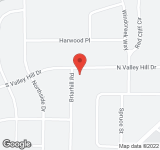 100 N Valley Hill Drive